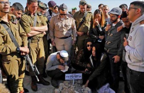 Israel. Suicidio, principal causa de muerte de soldados israelíes en 2020