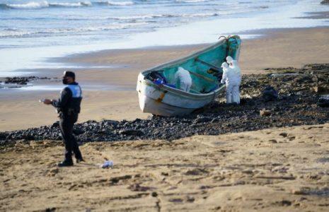 Migrantes. Cuatro fallecidos entre los emigrantes de un cayuco que ha desembarcado en Tenerife