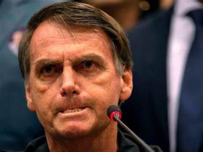 Brasil. Bolsonaro: «El país está quebrado, no puedo hacer nada»