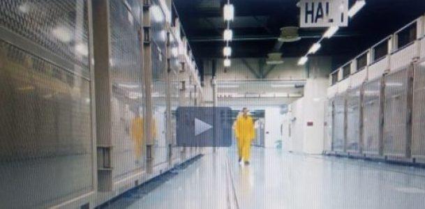 Irán. Producirá mensualmente 9 kg de uranio enriquecido al 20%