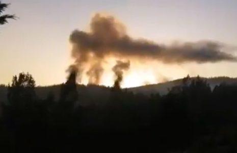 Nación Mapuche. Tres camiones forestales resultan destruidos por ataque incendiario en Galvarino