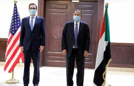 Sudán. Firma acuerdo sobre normalización de las relaciones con «Israel»