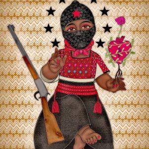 México. Los sueños de Ramona se bordan en los corazones de los rebeldes