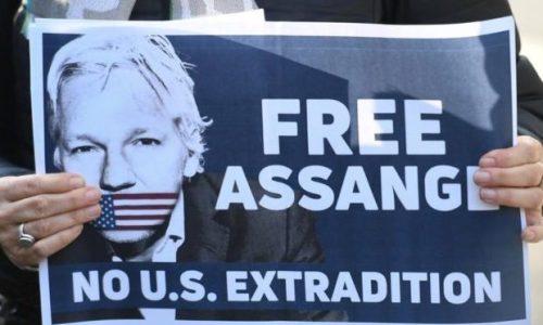 Internacional. El compañero periodista Assange aún puede ser extraditado a la dictadura estadounidense
