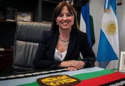 Nación Mapuche. Trotta se reunió con la la presidenta del Instituto Nacional de Asuntos Indígenas