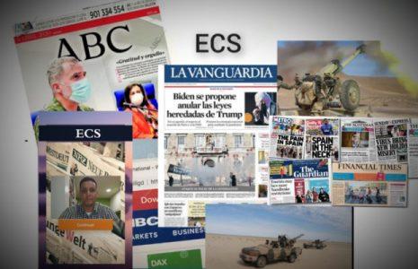 Sáhara Occidental. ¿Cómo se puede ocultar una guerra durante dos meses en la era de la información?