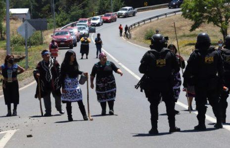 Nación Mapuche. El ensañamiento de los Carabineros con la familia Catrillanca es Terrorismo de Estado
