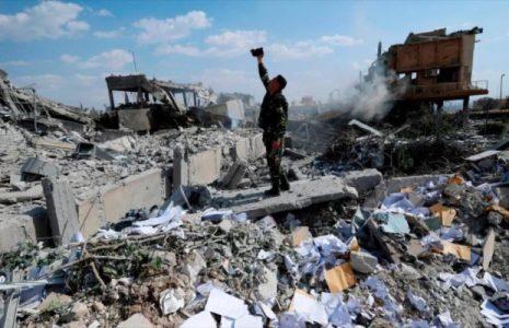 Siria. Ataque aéreo de EEUU mata a un niño sirio en Deir Ezzor