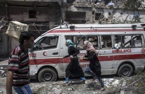 Palestina. ONU: Israel ataca hospitales palestinos 3 veces en 2 semanas
