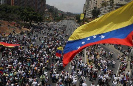 Venezuela. La ironía del capitán contra los fósiles de la democracia burguesa