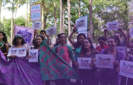 Feminismos. País de lo imposible: la organización popular frente al bloqueo en Venezuela