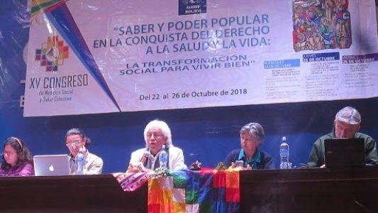 Bolivia. Rafael Bautista. S. «Génesis, anatomía y superación histórico popular del golpe de estado híbrido»