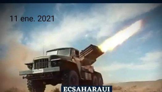 Sáhara Occidental. El Ejército saharaui continúa bombardeando sin tregua posiciones del ejército marroquí a lo largo del muro militar