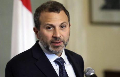 Líbano. Bassil critica a Hariri: No confiamos en él para llevar a cabo una reforma