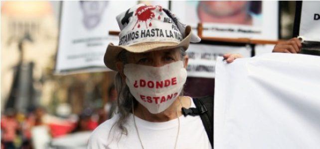 México. COVID-19 exacerbó problemas económicos, de salud y psicológicos de mujeres que buscan a personas desaparecidas