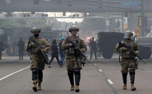 Estados Unidos. Retira de Kenosha la Guardia Nacional ante la ausencia de protestas violentas