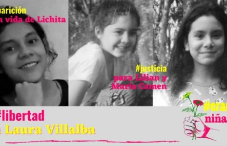 Argentina. Este miércoles conferencia de prensa por las violaciones de DD.HH en Paraguay / Concentración en Plaza de Mayo por la aparición con vida de la niña Cármen Elizabeth Oviedo Villalba