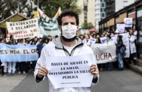 Argentina. Resumen Gremial: Municipales de la CABA convocan a un quite de colaboración de 72 hs en dependencias sanitarias (+info)