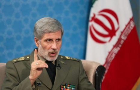 Iran. Hatami: Irán debe fortalecerse día a día porque el enemigo no entiende más idioma que el de la fuerza