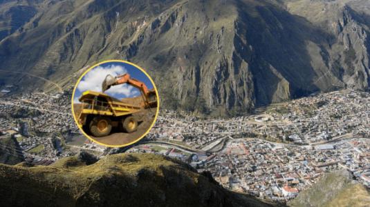 Perú. Proyecto minero pone en riesgo agua que consumen 50 mil pobladores