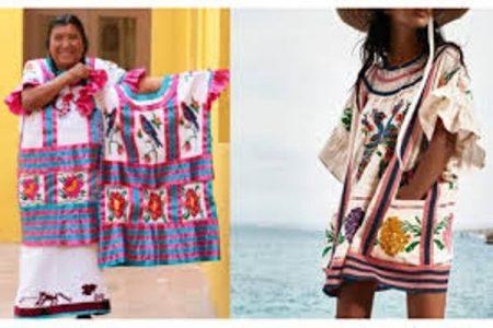 México. Acusan a la marca Zimmermann de robar el diseño de textiles indígenas mexicanos