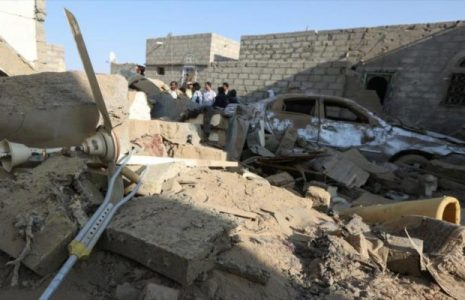 Yemen. Aviones saudíes bombardean aeropuerto internacional de Saná