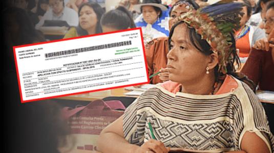 Perú. Anulan disposición que recortaba derecho a la consulta previa