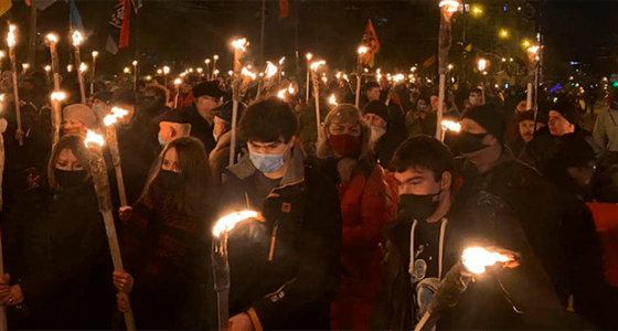 Ucrania. Un signo de la decadencia moral de la sociedad