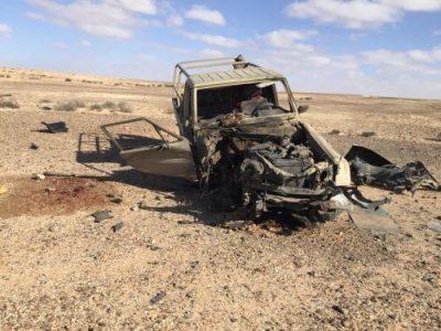 Sáhara Occidental. Herido grave un joven saharaui al estallar una bomba de racimo en la parte liberada  en la localidad liberada de Timlouza