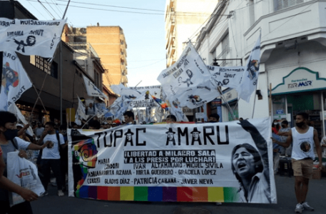 Argentina. Jujuy: Morales ordenó un megaoperativo de seguridad en la jornada nacional Libertad a Milagro Sala / Comunicado del Frente Milagro Sala sobre la marcha a la Corte Suprema