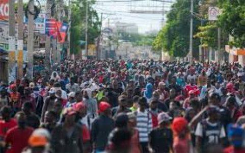 Haití. Contra el neocolonialismo