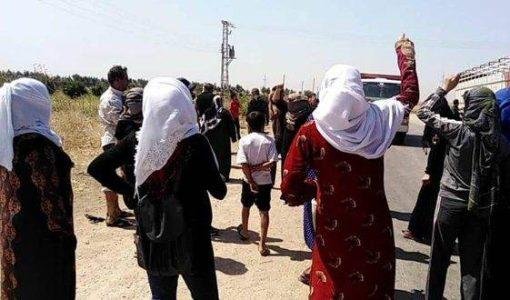 Siria. Milicia pro-estadounidense FDS secuestra varios civiles en Hasakeh