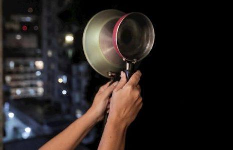 Brasil. Cacerolazos contra Bolsonaro por la grave crisis sanitaria