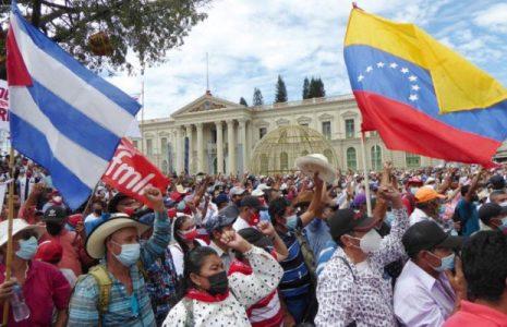 El Salvador. Veteranos y excombatientes realizan acto por 29 aniversario de los Acuerdos de Paz