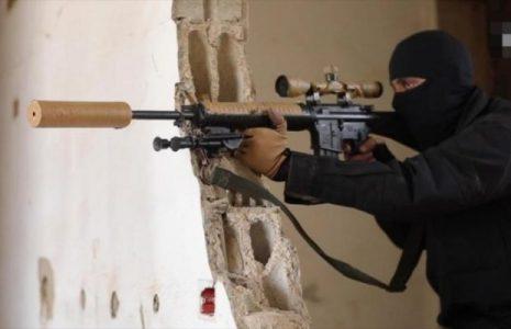 Irak. Encuentran armas estadounidenses en poder del grupo terrorista Daesh