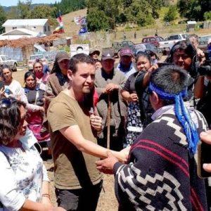 Nación Mapuche. Imagen poderosa de dos Pueblos que pueden acordar una convivencia justa