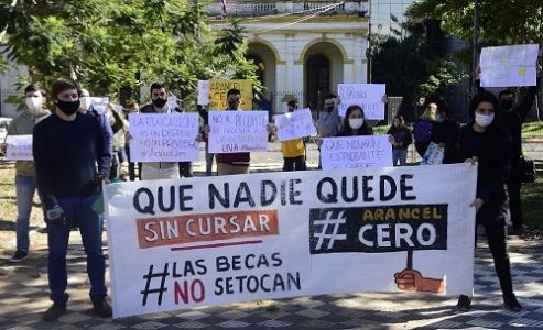 Paraguay. Arancel cero, pero no para todxs