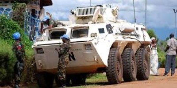 República Democrática del Congo.                                        Lo más triste de los trópicos