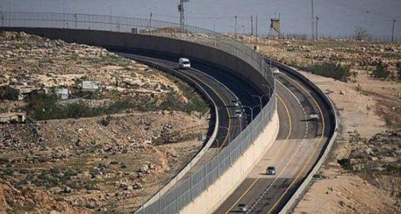Palestina. El ocupante israelí aísla a Jerusalén de Cisjordania con una carretera de separación racial