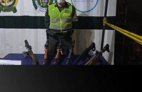 Colombia. Descubren armas estadounidenses enviadas desde Bogotá hacia la frontera con Venezuela