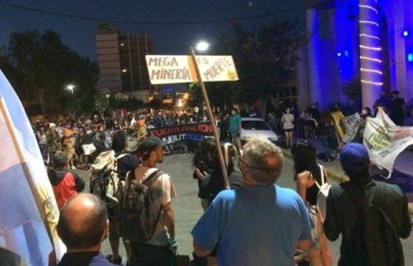 Argentina. Movilizaciones reafirmaron el rechazo a la megaminería en Chubut