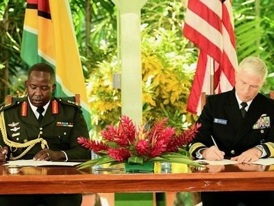 Venezuela. Denuncia ante la ONU que EE.UU. entrena a Guyana, poniendo en peligro la seguridad de toda la región
