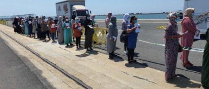 Feminismos. Sin garantías para las temporeras en la nueva campaña de la fresa en Huelva