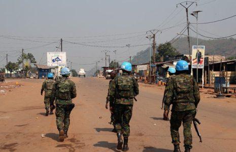 República Centroafricana. Condena ONU presión rebelde en la capital