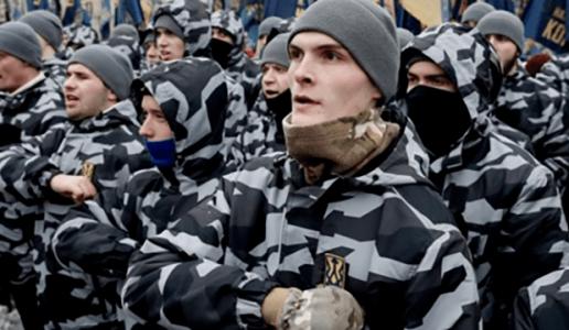 Ucrania. Semenyaka y la hipocresía