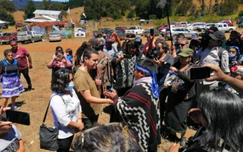 """Nación Mapuche. Ramón Morales, hermano de PDI asesinado: """"Estamos viendo un racismo profundo en nuestra sociedad y que el Estado está promoviendo"""""""