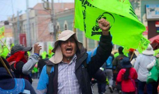 Perú. Valle del Tambo: Piden suspender orden de prisión contra defensores