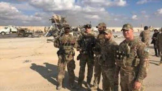 Irak. Nuevo ataque a EEUU: cohetes impactan una base al sur de Bagdad