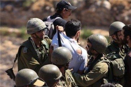 Palestina. Fuerzas de ocupación agreden a manifestantes palestinos en Umm al-Fahm