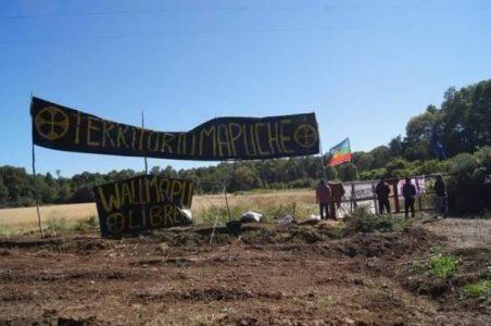Nación Mapuche. Recuperación: Lof Juan Santos Quilapan de Lliulliucura